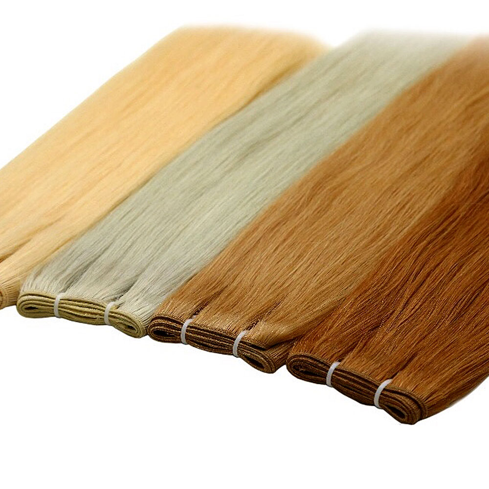 Weft Weave-Coloured and Blonde_image